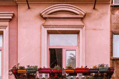balkon duvarı boyası