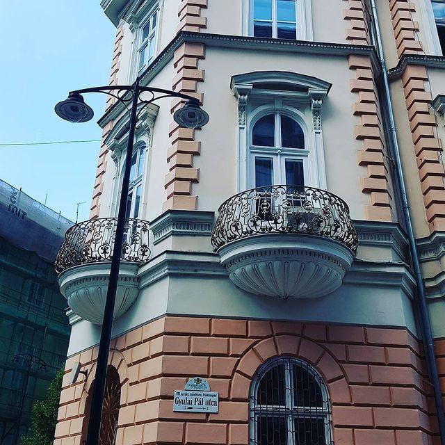 Retro Balkon