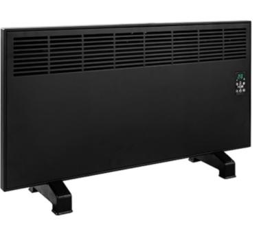 Ivigo Elektrikli Panel Konvektör Isıtıcı Dijital 2000 Watt Siyah EPK4590E20S