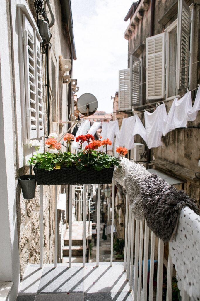 balkona çamaşır asmak yasaklandı mı
